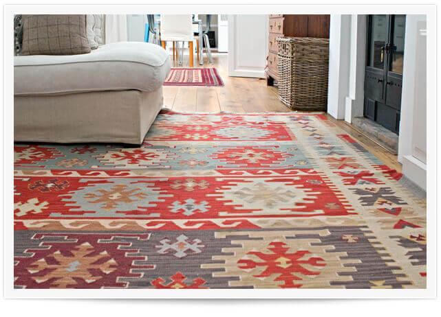 Area Rug Cleaning Service in San Francisco